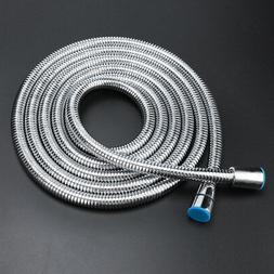 Shower Head Hose Handheld Extra Long Stainless Steel Bathroo