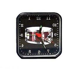 Snare Drum Mini Alarm Clock