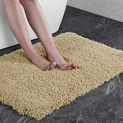 NORCHO Bath Rug Soft Microfiber Water Absorbent Shower Door
