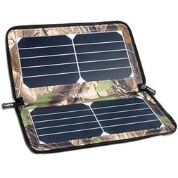ECEEN 10W Solar Panel Charger, Solar Phone Charger with Uniq