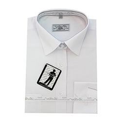 Boltini Italy Mens Solid Dress Shirts with French Convertibl