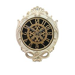 SMC 25-inch Super Large Living Room resin Wall Clock Silent