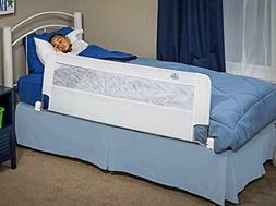 Adjustable Extra Long Safety Bed Rail Toddler Kids Swing Dow