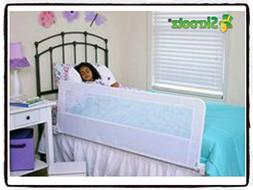 Swing Down Extra Long Portable Bed Rail