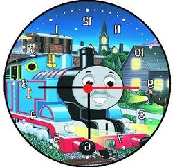 Thomas the Train Wall Clock