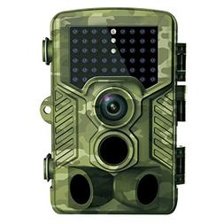 Heegomn Trail Camera 1080P Full HD 16MP Game Scouting Huntin