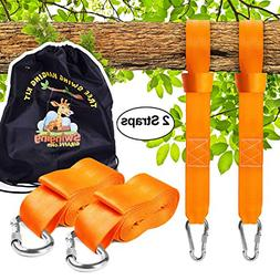 Tree Swing Hanging kit , Extra Long Straps 10TF Each. Super