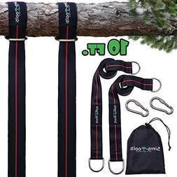 Sims-Tools - Tree Swing Hanging Kit Straps - 2 Extra Long Ad