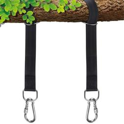Tree Swing Straps Hanging Kit Holds 2000 lbs - 2 x 5ft Extra