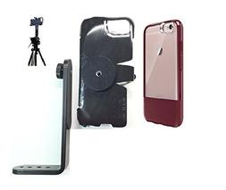 SlipGrip Tripod Mount For Apple iPhone 6S Plus Using Otterbo