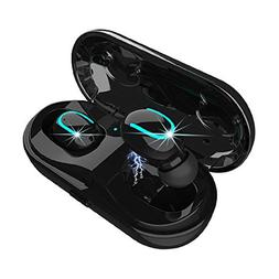 True Wireless Earbuds, Bluetooth 5.0, Best Sound, Noise Canc