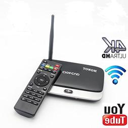 HONOT CS918 Andriod 5.1 TV BOX Player Quad Core 2GB/16GB Ful