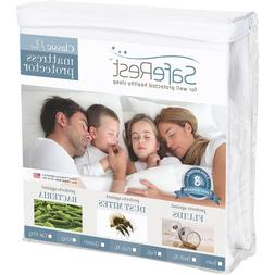 SafeRest Twin Extra Long  Classic Plus Hypoallergenic 100% W