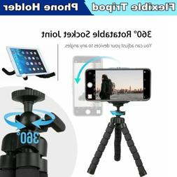 Universal Flexible Octopus Stand Tripod Mount Holder For Cel