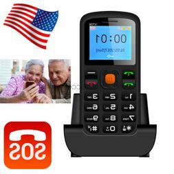 UNLOCKED BIG BUTTON DUAL SIM 2G FM MP3 MOBILE CELL PHONE FOR