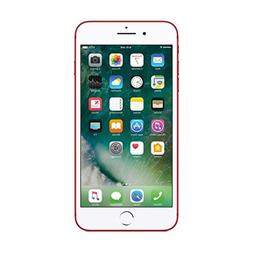 Unlocked Apple iPhone 7 Plus Red 256 GB - Model A1661 - MPR5