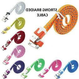 USB Cable Cord Charging Charger for iPhone 4 4s 3GS 3 iPod T