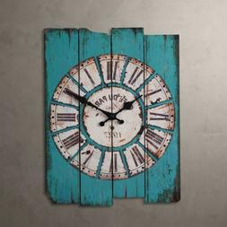 "LightInTheBox H15"" Country Style Light Blue Family Wood wall"