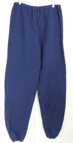 RUSSELL ATHLETIC Vintage USA Made SweatPants Large Extra Lon