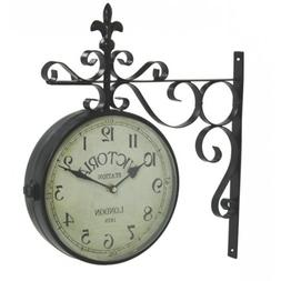 Vintage Victoria Station Railway Station Clock London - Repr