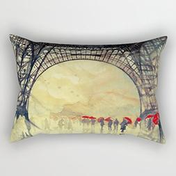The Watercolor Throw Pillow Covers Of 18 X 26 Inches / 45 By
