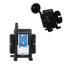 Windshield Mount compatible with Nextel i860 for the Car / A
