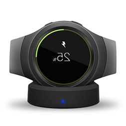 Fitian Wireless Charging Cradle Dock for Samsung Gear S2 ,S2