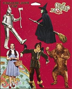 Ata-Boy Wizard of Oz Set of Five Character Magnets