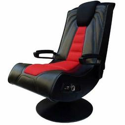 X-Rocker Extreme III 2.0 Chair 5109201 Gaming With Audio Sys