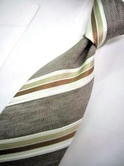 BROOKS BROTHERS XL Tie  Extra Long Silk Linen - $79.50 NWT U